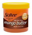 Softee Mango Butter Daily Hair Dress 5oz