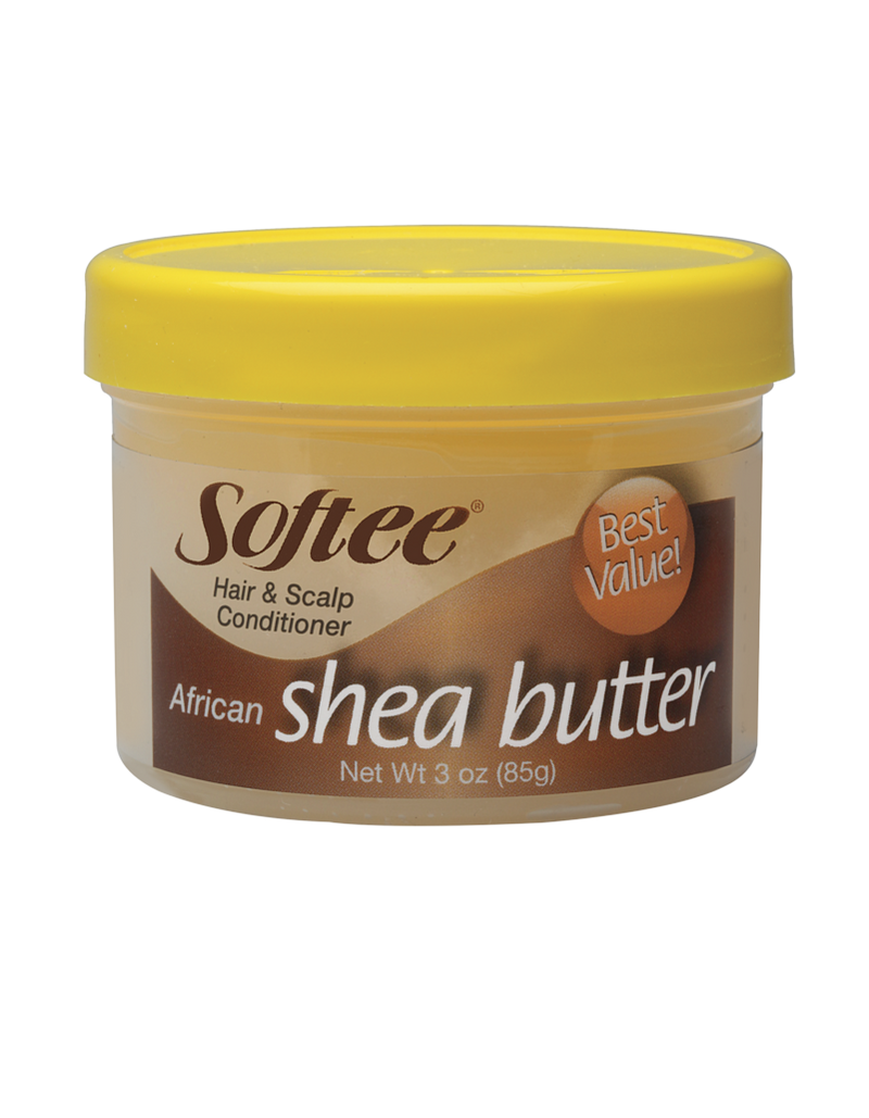 Softee Shea Butter Hair & Scalp Conditioner 3oz