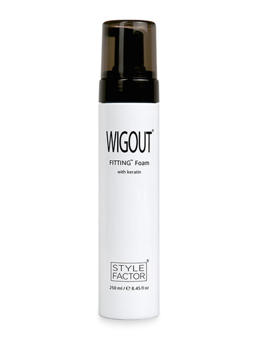 Style Factor WIGOUT FITTING Foam With Keratin