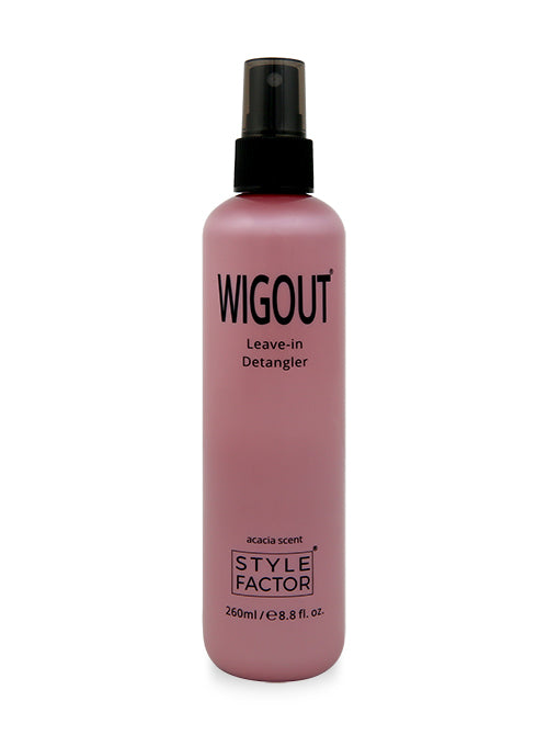 Style Factor WIGOUT Leave-In Detangler 8.8oz