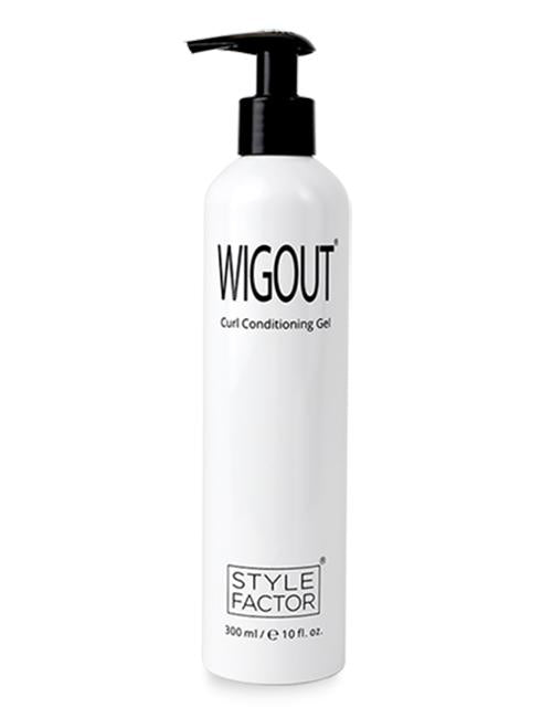 Style Factor WIGOUT Curl Conditioning Gel 10oz