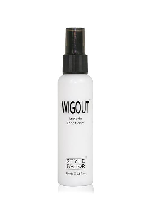 Style Factor WIGOUT Leave-In Conditioner