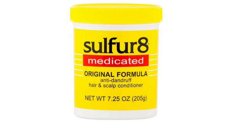 Sulfur8 Medicated Anti-Dandruff Hair & Scalp Conditioner Original Formula 7.25oz