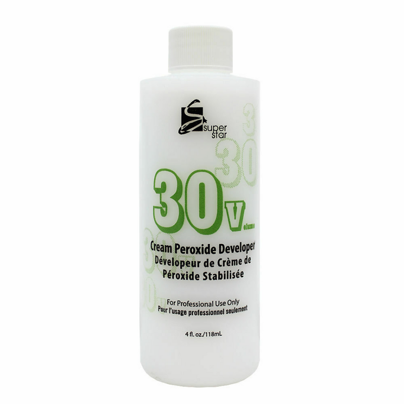Super Star Cream Peroxide Developer 30 Volume