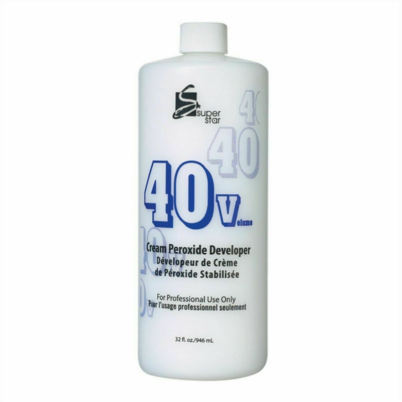 Super Star Cream Peroxide Developer 40 Volume