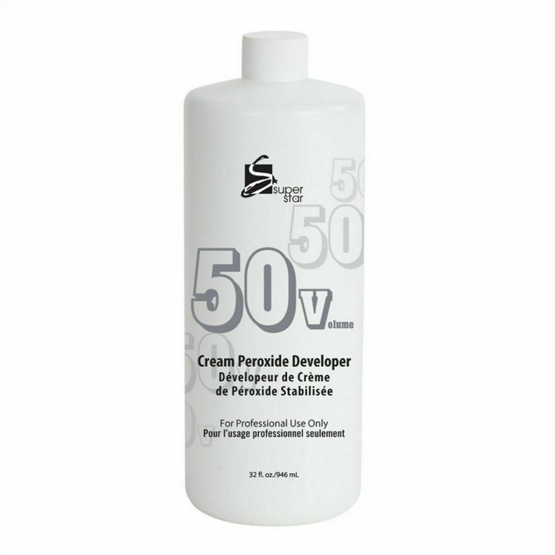 Super Star Cream Peroxide Developer 50 Volume