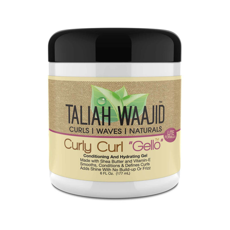 "Taliah Waajid Curls, Waves & Naturals Curly Curl ""Gello"" 6oz"