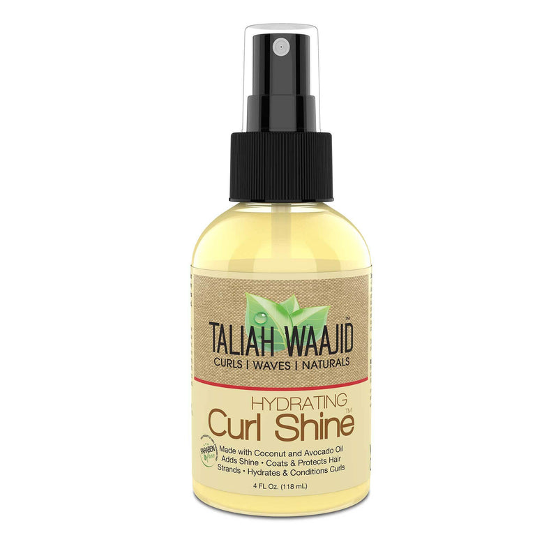 Taliah Waajid Curls, Waves & Naturals Hydrating Curl Shine 4oz