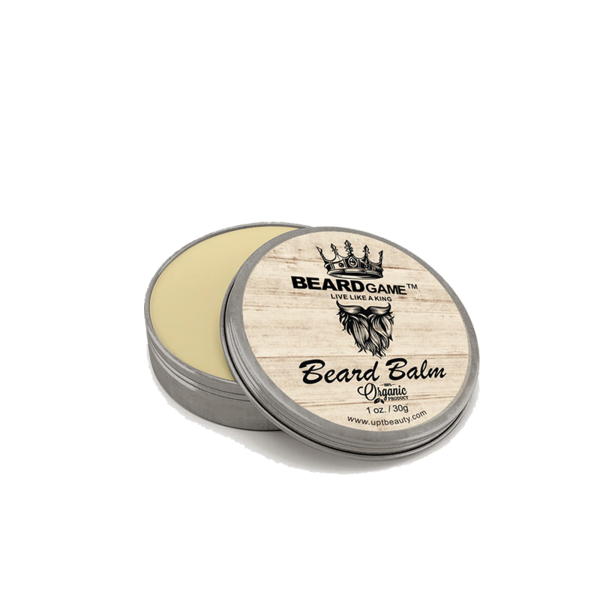 Uptown Beauty BEARDGAME Beard Balm
