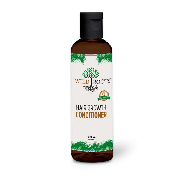 Uptown Beauty WILDROOTS Hair Growth Conditioner 8oz
