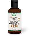 Uptown Beauty WILDROOTS Hair Growth Extra Strength Hair Oil 4oz