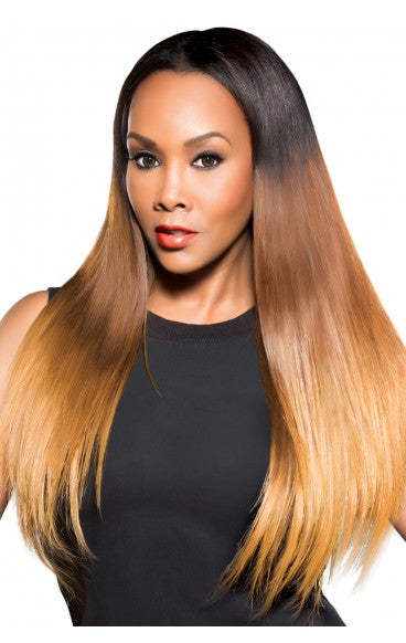 Vivica Fox Smart Weft Yaki Human Hair Weave