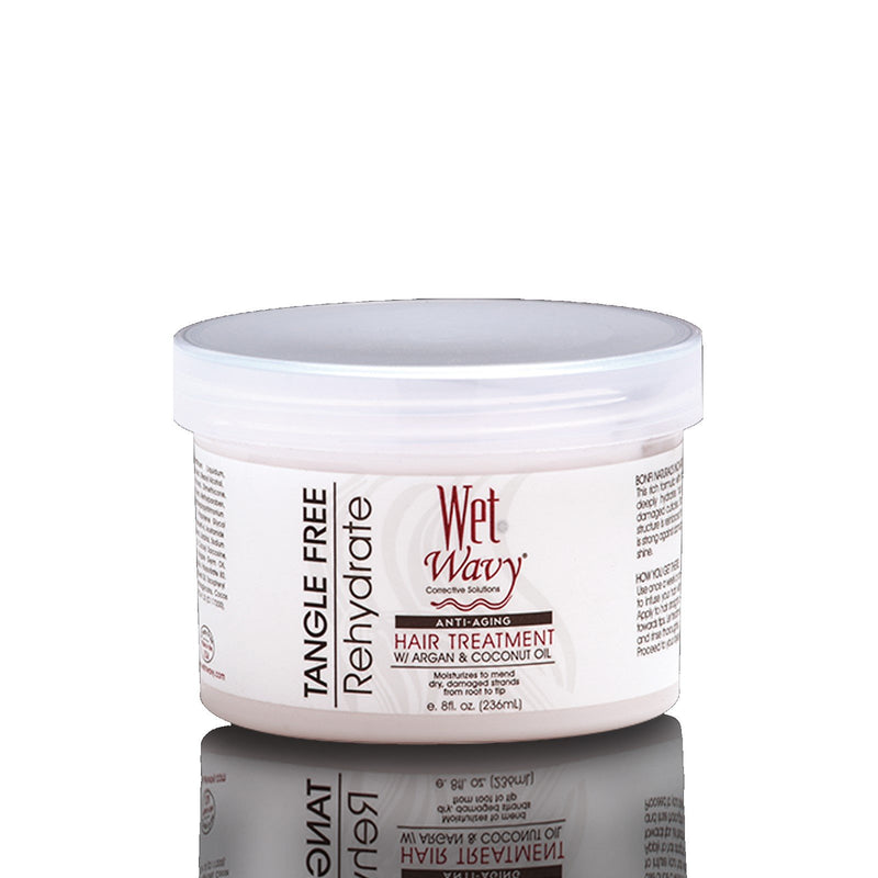 Wet-N-Wavy Anti-Aging Hair Treatment 8oz