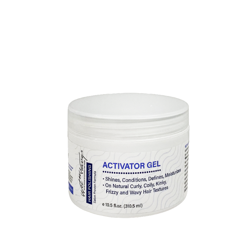 Wet-N-Wavy Hair Polishing Activator Gel 10.5oz