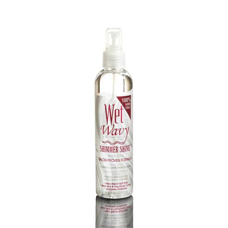 Wet-N-Wavy Shimmer Shine Shine Spray 8oz