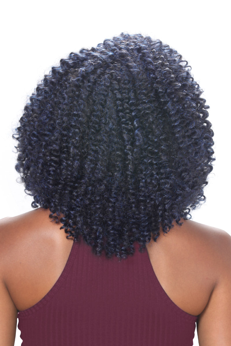 Zury Naturali Star V8910 Synthetic Hair Crochet Braid Water Wave