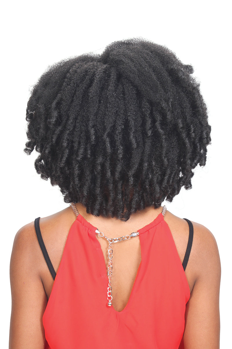 Zury Naturali Star V8910 Synthetic Hair Crochet Braid Afro Twist
