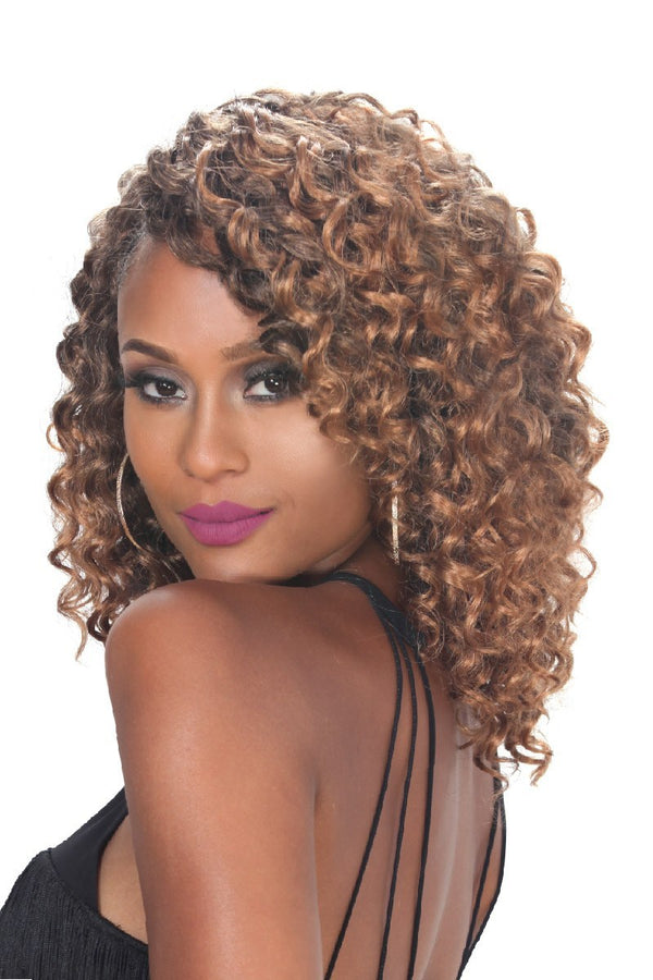Zury Naturali Star V8910 Synthetic Hair Crochet Braid Gogo Curl
