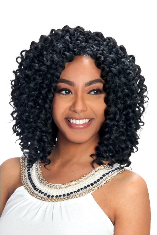 Zury Naturali Star V8910 Synthetic Hair Crochet Braid Wanda Curl