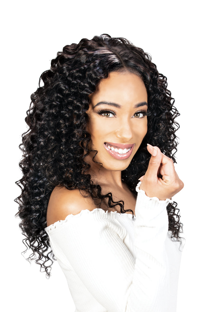 Zury Only 7A Brazilian Virgin Remy Human Hair Weave Multi-Pack Deep