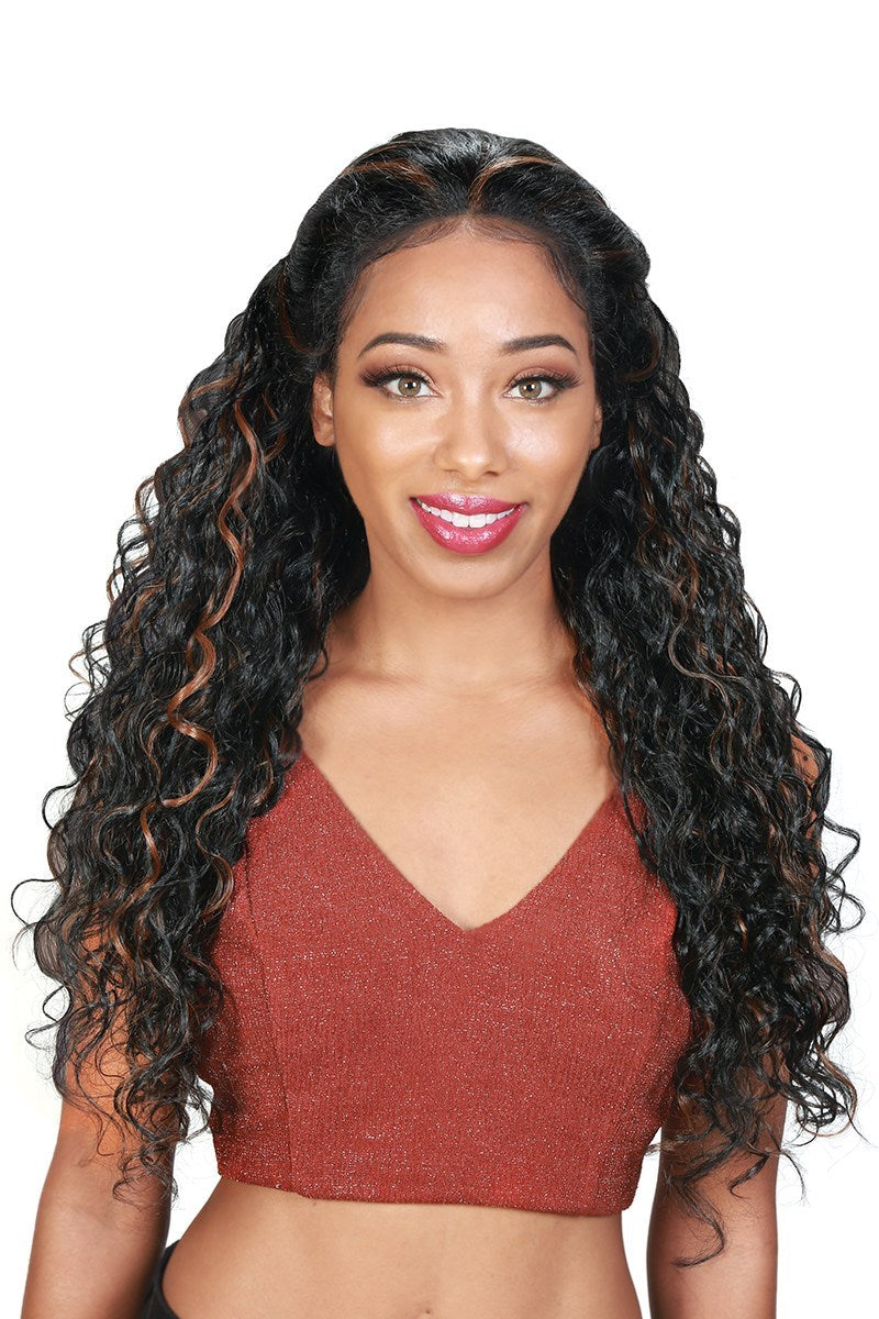 Zury Sis Beyond Barbie Doll Synthetic Hair Lace Front Wig BYD-LACE H ITALY