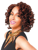 Zury Sis Faux Locs Wig Synthetic Hair Lace Wig LOC-LACE BELLA