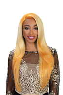 Zury Sis Synthetic Hair 360 Lace Free Part Wig 360-LACE H JILL