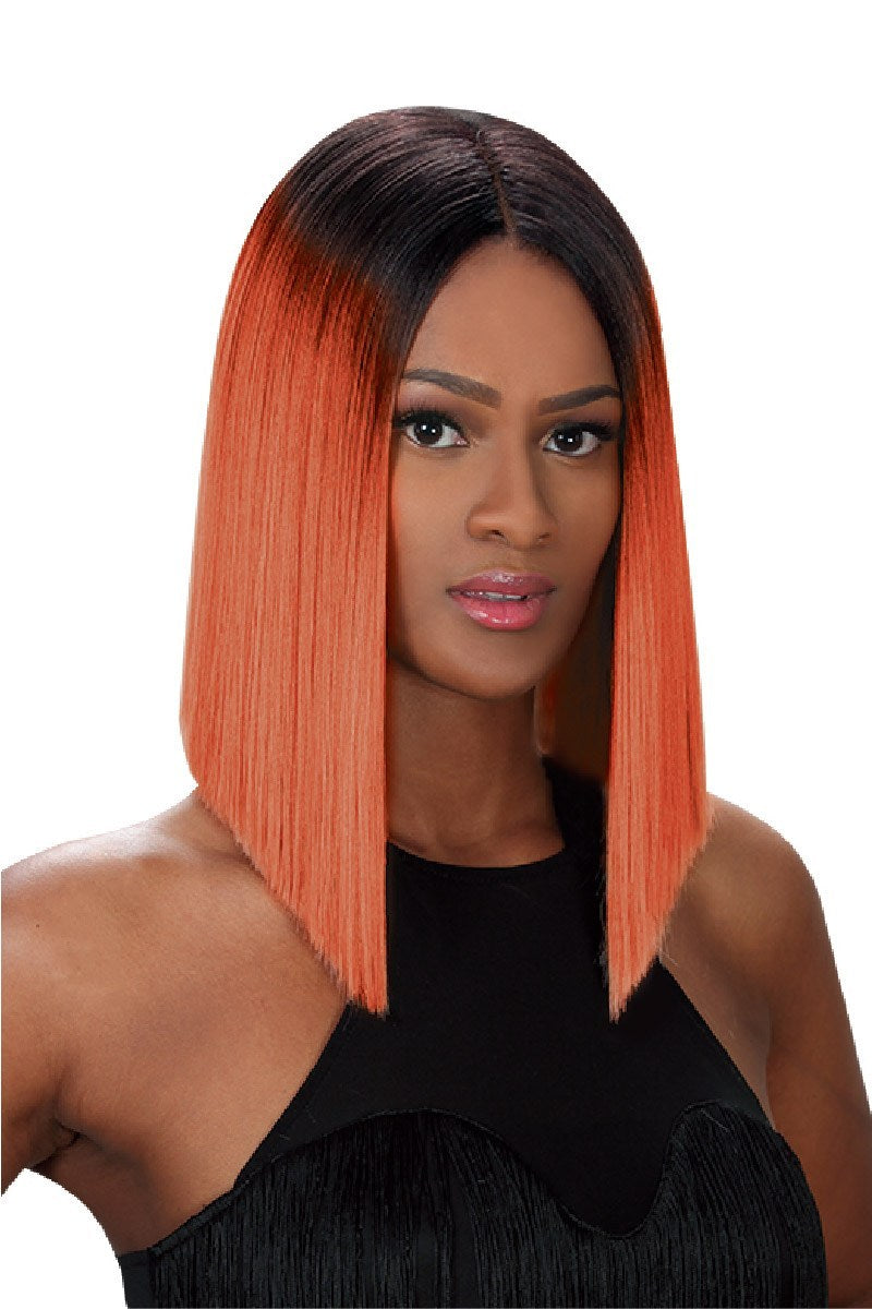 Zury Slay Synthetic Hair Lace Front Wig Slay-Lace H Shasha