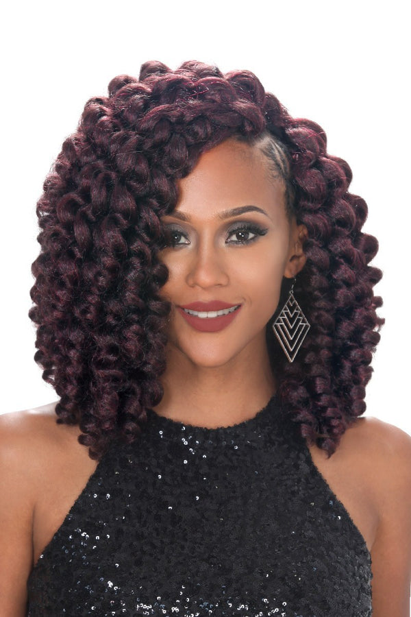 Zury Naturali Star V8910 Synthetic Hair Crochet Braid Rod Set