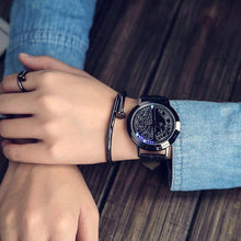 Load image into Gallery viewer, Fashion Mens Creativity LED Waterproof Watch