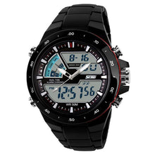 Load image into Gallery viewer, Sports Watches Mens Fashion Casual Digital Quartz Wristwatches