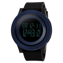 Load image into Gallery viewer, Large Dial Outdoor Mens Sports Watches LED Digital Wristwatches