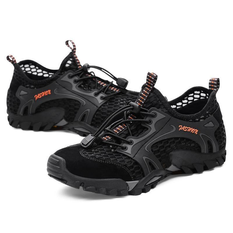 Mens Breathable Fashion Walking Shoes