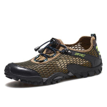 Load image into Gallery viewer, Breathable Mens Hiking Mens  Shoes