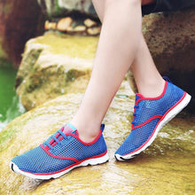 Load image into Gallery viewer, Super Breathable Mens Walking Shoes