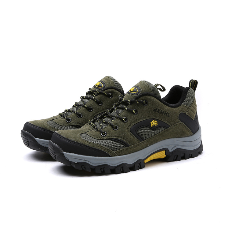 Outdoor Non-Slip Waterproof Hiking Mens Shoes