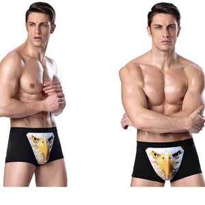 Eagle Head Mens Underwear