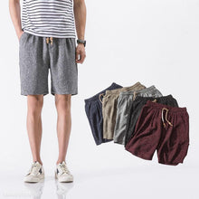 Load image into Gallery viewer, Casual Men's Elastic Waist Sport Loose Shorts Pants