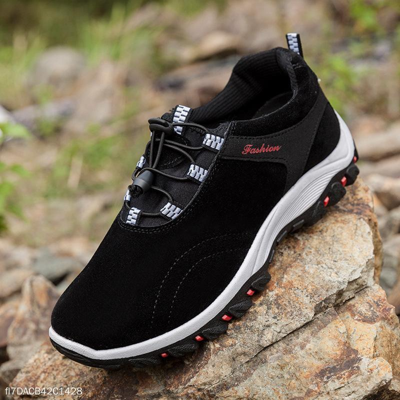 Casual Mens Outdoor Breathable Cloth Sport Shoes