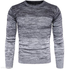 Load image into Gallery viewer, Fashion Mens Sport Loose Color Block Sweater