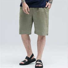 Load image into Gallery viewer, Fashion Mens Sport Vacation Casual Loose Plain Short Pants