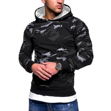 Load image into Gallery viewer, Fashion Long Sleeve Mens Hoodies