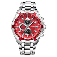 Load image into Gallery viewer, Fashion Waterproof Mens Business Casual Quartz Watches