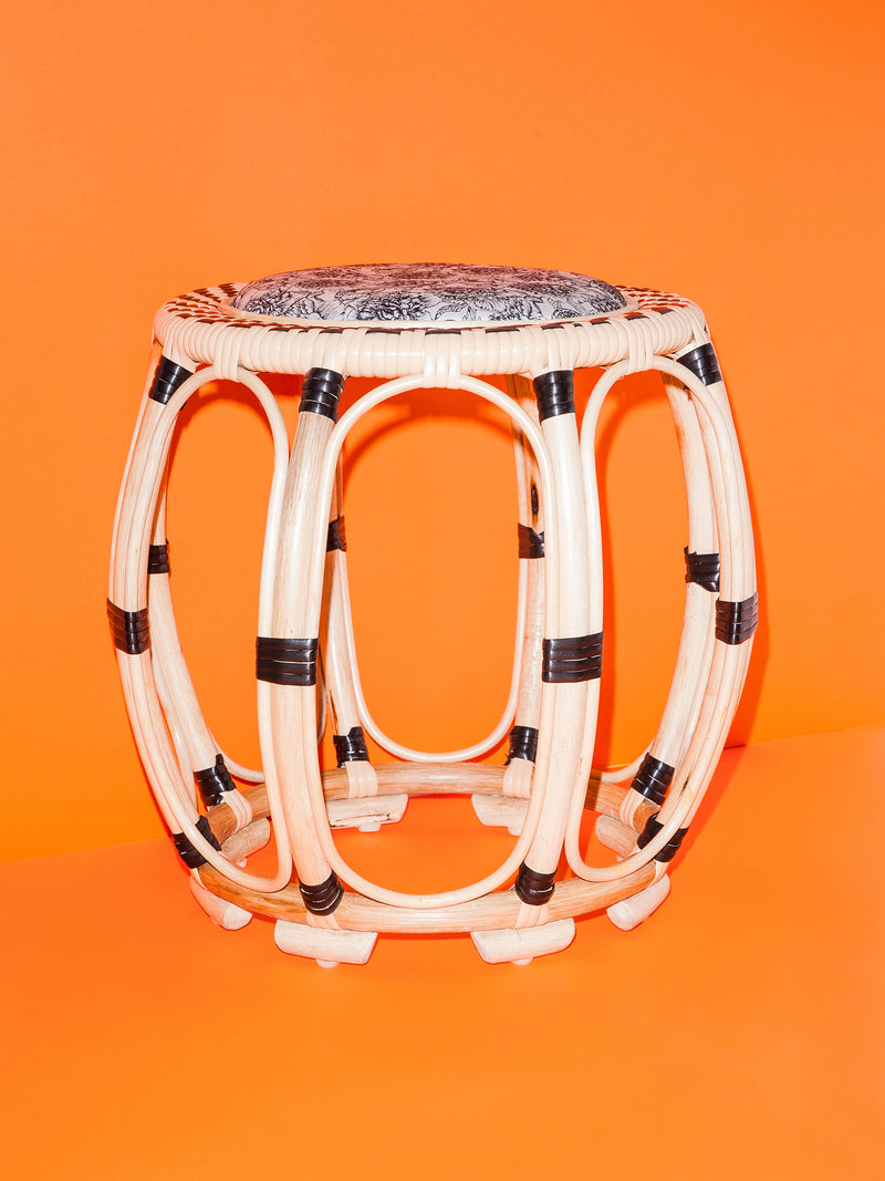 Drum Stool (Black)