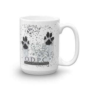 Official Dog Park Mug