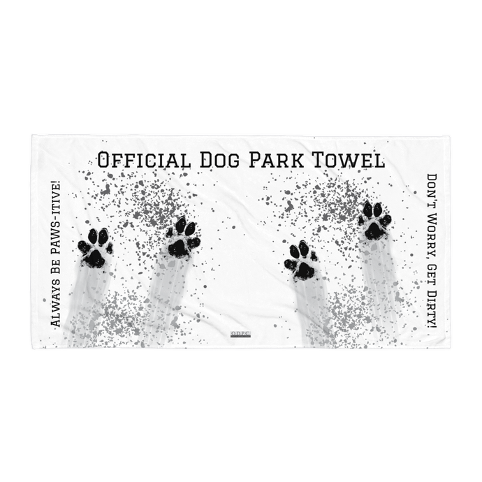 Dog Park Towel