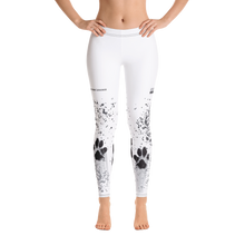 Load image into Gallery viewer, Muddy Paw Full-Length Leggings