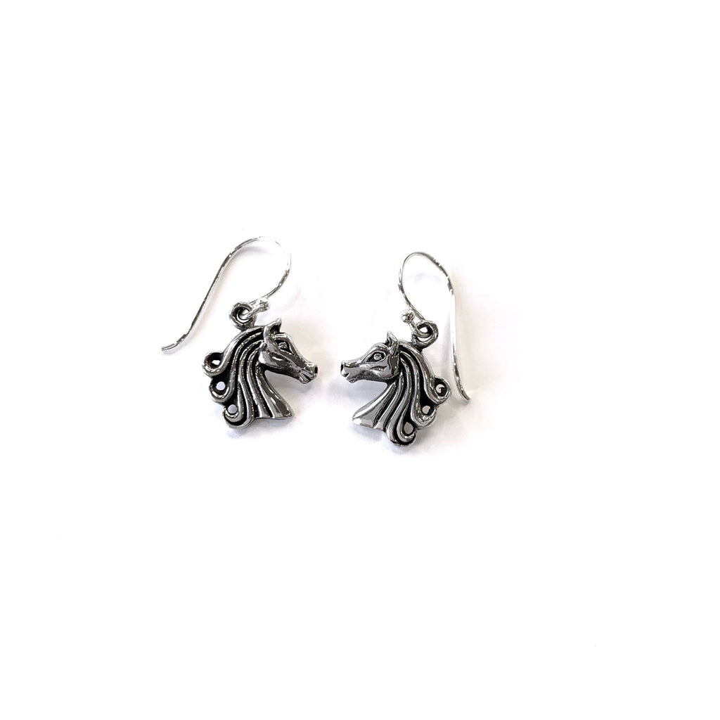 Dangle Horse Earrings