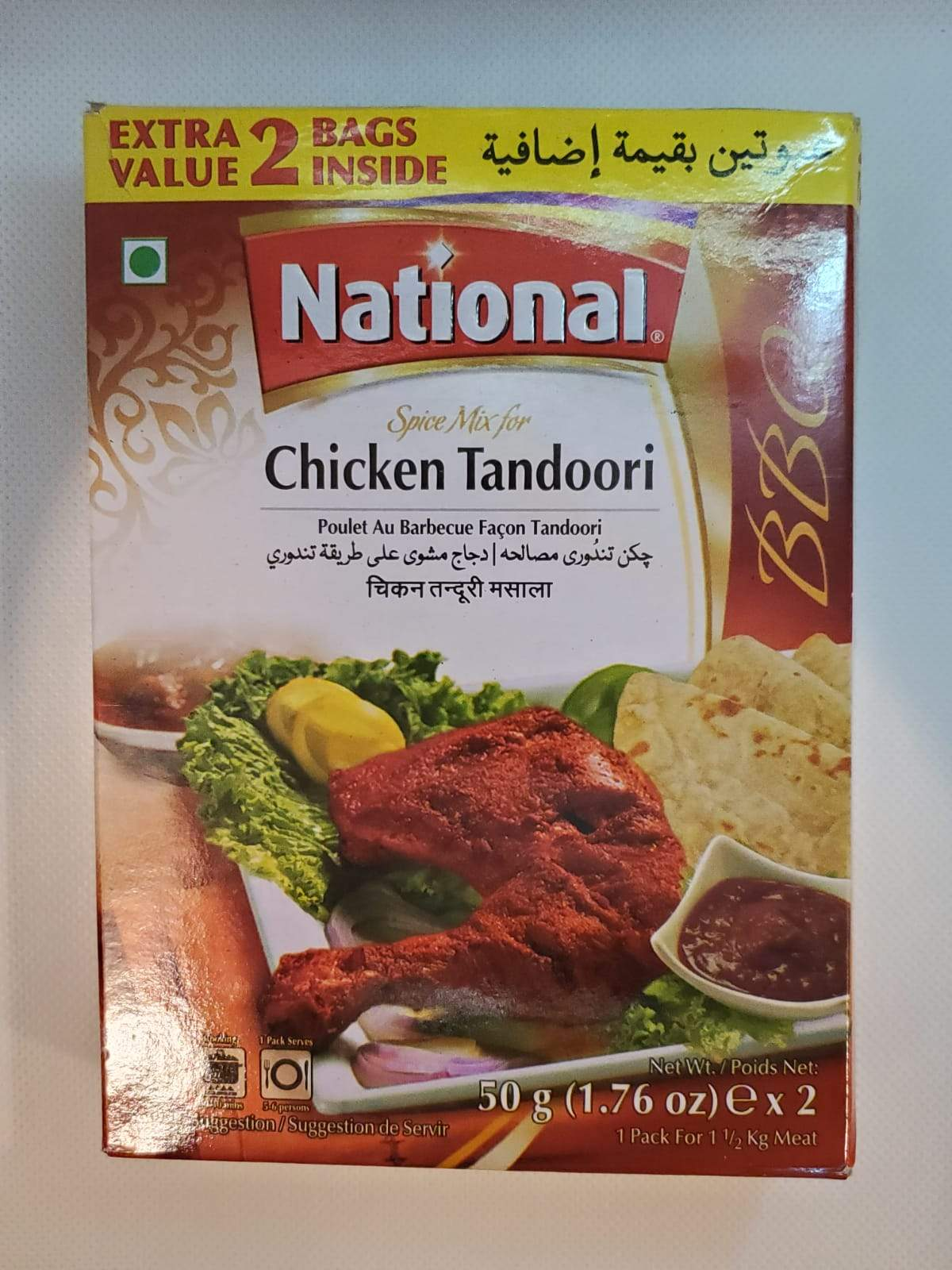 national-foods-chicken-tandoori-masala-50g