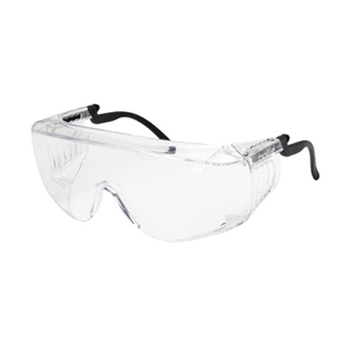 Override Safety Glasses Clear Lens